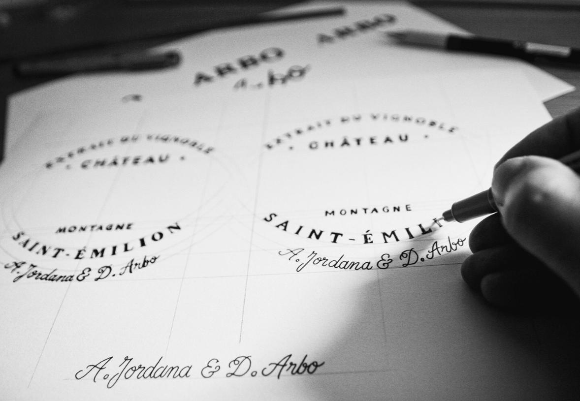 Making Off Logo Château ARBO